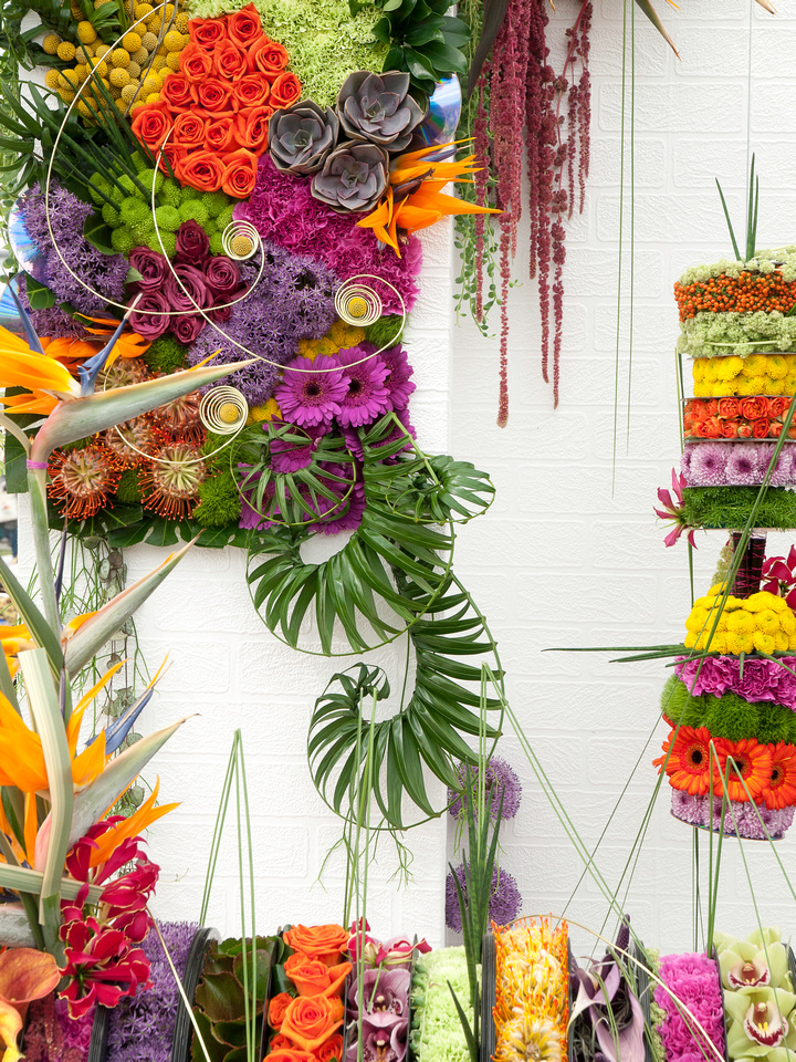 RHS Chelsea Flower Show Tuesday 2013