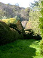 Little Malvern Court  Gardens,